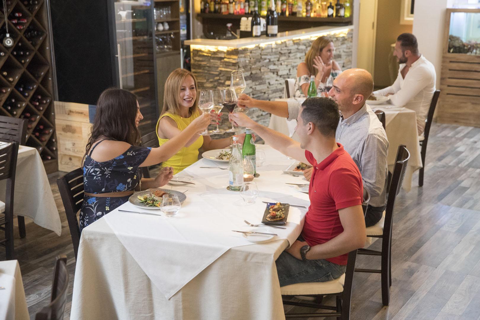 Our Venue, Surf N Turf, Fine Dining Restaurant Malta
